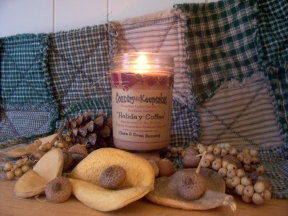 8oz Soybean Candle